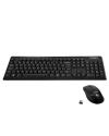 Detalhes do produto pc teclado  mouse satellite ak 718g wirs