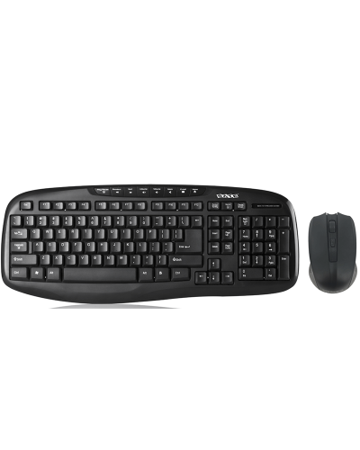 Detalhes do produto pc teclado  mouse satellite ak 720g wirs
