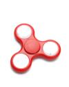 Detalhes do produto hand spinner  led  vermelho