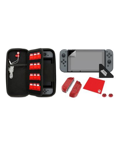 Detalhes do produto switch acs kit starter mario  m  ed 06106