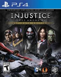 Detalhes do produto sony4 injustice gods among us