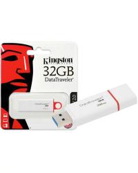 Detalhes do produto pen drive 32gb kingston dtg4 verm