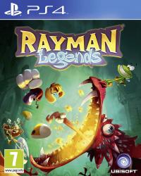Detalhes do produto sony4 rayman legends