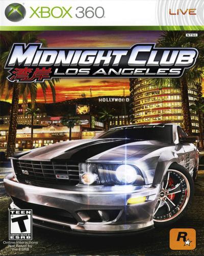 Detalhes do produto xbox 360 midnight club la comp  edit