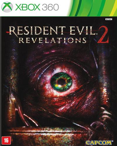 Detalhes do produto xbox 360 resident evil revelations 2
