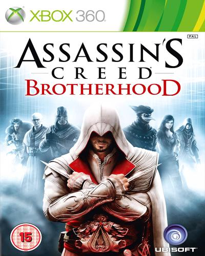 Detalhes do produto xbox 360 assassin s creed brotherhood