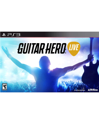 Detalhes do produto sony 3 guitar hero live guitar