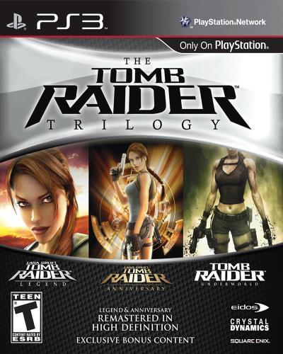 Detalhes do produto sony 3 tomb raider trilogy