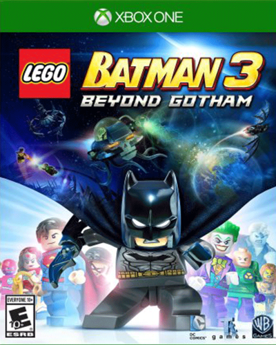 Detalhes do produto xbox one lego batman 3 beyond gotham