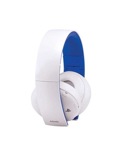 Detalhes do produto sony4 acs headset white limit  ed 85663
