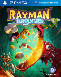 Detalhes do produto psvita rayman legends