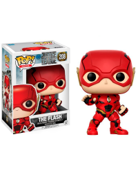 Detalhes do produto pop justice league 208 the flash 13488