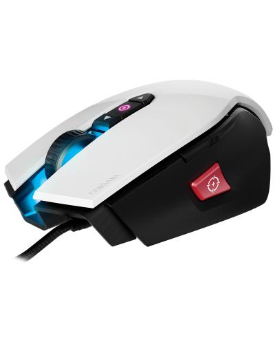 Detalhes do produto corsair mouse m65 pro rgb ch 9300111 na branco