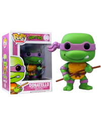 Detalhes do produto pop turtles  60 donatello 3344