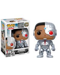 Detalhes do produto pop justice league 209 cyborg 13487