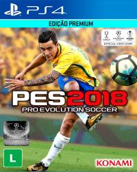 Detalhes do produto sony4 pro evolution soccer 2018