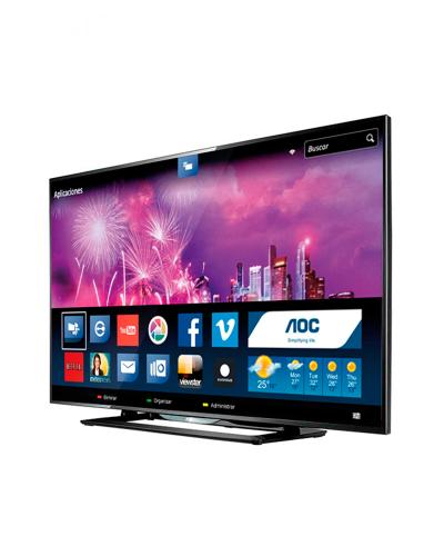 Detalhes do produto tv smart 49  aoc le49s5970 fullhd wifi