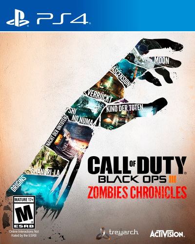 Detalhes do produto sony4 call of dutty b  ops 3 zombies
