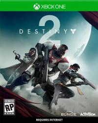 Detalhes do produto xbox one destiny 2 new