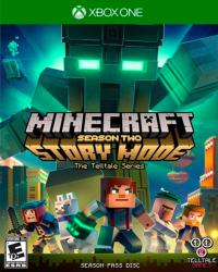 Detalhes do produto xbox one minecraft story mode season 2