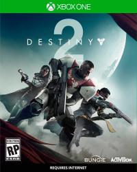 Detalhes do produto xbox one destiny 2