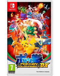 Detalhes do produto switch pokken tournament dx
