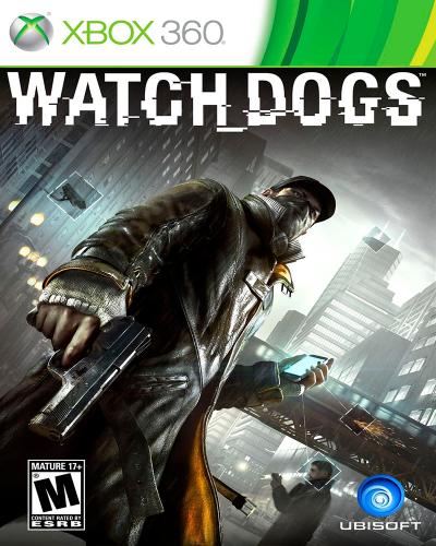 Detalhes do produto xbox 360 watch dogs