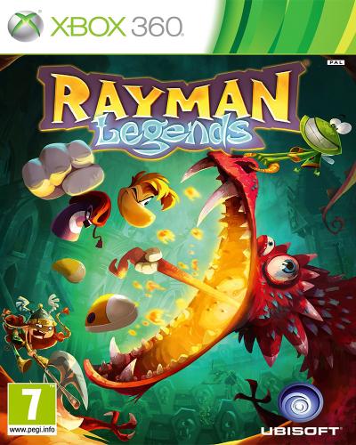 Detalhes do produto xbox 360 rayman legends