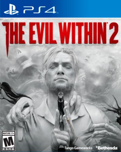 Detalhes do produto sony4 the evil within 2