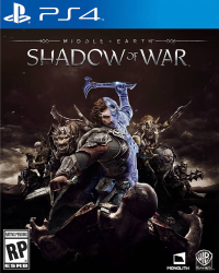 Detalhes do produto sony4 middle earth shadow os war