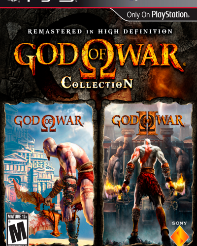 Detalhes do produto sony 3 god of war collection 1   2