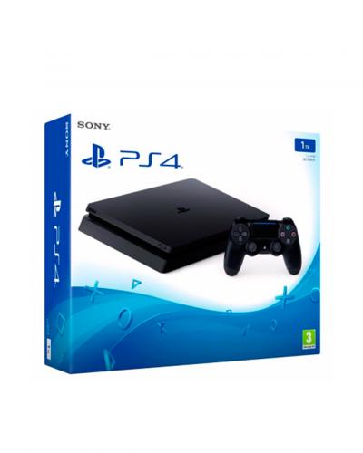 Detalhes do produto console ps4 01 tb cuh 2115b black