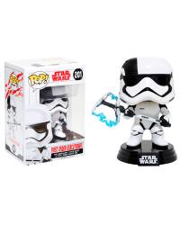 Detalhes do produto pop star wars 201 first order executiones 14749