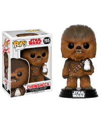 Detalhes do produto pop star wars 195 chewbacca 14748