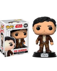 Detalhes do produto pop star wars 192 poe dameron 14747