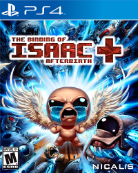 Detalhes do produto sony4 binding of isaac afterbirth