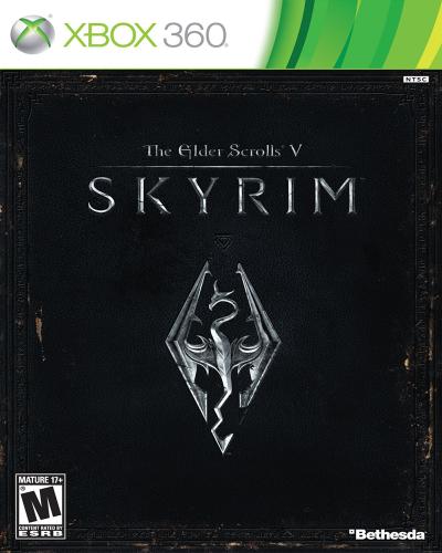 Detalhes do produto xbox 360 the elder scrolls skyrim