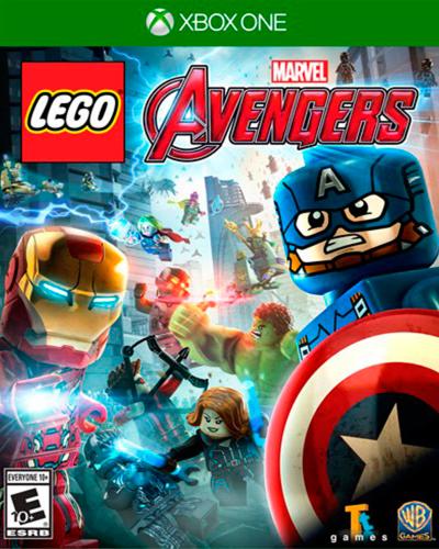 Detalhes do produto xbox one lego marvel avengers