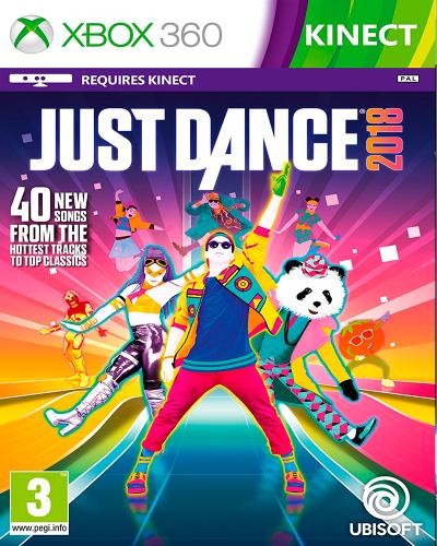 Detalhes do produto xbox 360 k   just dance 2018