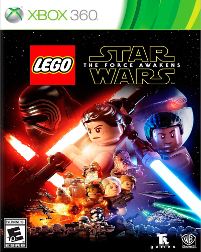 Detalhes do produto xbox 360 lego star wars the force awakens