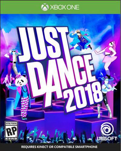 Detalhes do produto xbox one k   just dance 2018