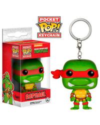 Detalhes do produto pop chaveiro turtles raphael 4575
