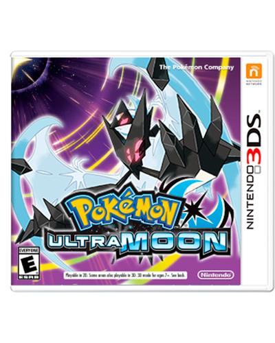 Detalhes do produto ds 3d pokemon ultra moon