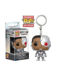 Detalhes do produto pop chaveiro justice league cyborg 13793