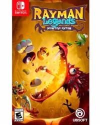Detalhes do produto switch rayman legends definitive