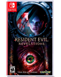 Detalhes do produto switch resident evil revelations