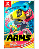 Detalhes do produto switch arms new