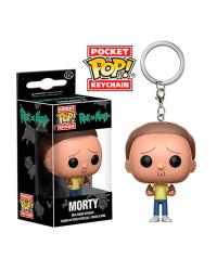 Detalhes do produto pop chaveiro rick and morty morty 12919