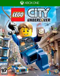 Detalhes do produto xbox one lego city undercover