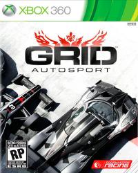 Detalhes do produto xbox 360 grid autosport